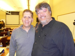 "Saul Maraney and Mark Ryan at ""Attract Wealth 2"" Seminar in Austin, Texas – January 2009"