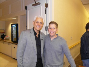 "Saul Maraney and Craig Perrine at ""Attract Wealth 2"" Seminar in Austin, Texas – January 2009"
