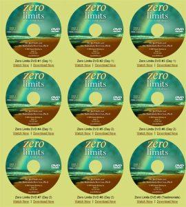 Zero Limits dvds